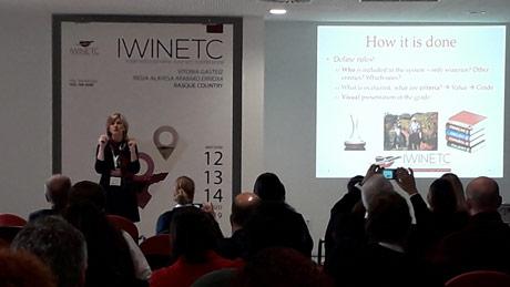 Međunarodna konferencija za vinski turizam (IWINETC) 2019, Vitoria-Gasteiz, Španija: Čemu to služi?