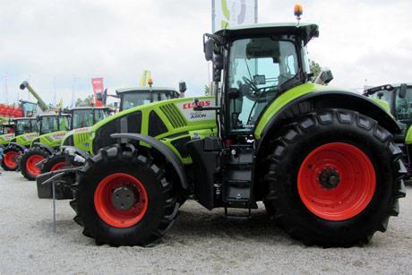 Popusti za mehanizaciju na Poljoprivrednom sajmu