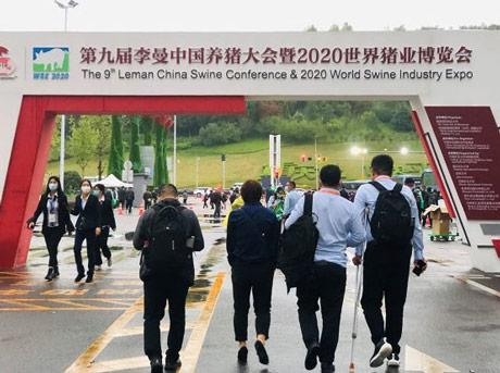 U Kini se održavaju stočni sajmovi
