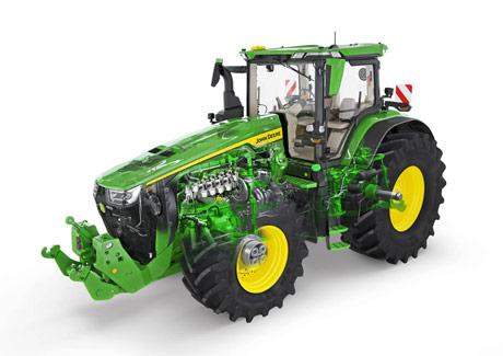 JOHN DEERE teški traktori, čuvene 8R/RT/RX serije, dobijaju dostojne naslednike!