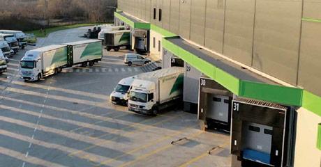 Distributivni centar Savacoopa za vrhunsku logistiku