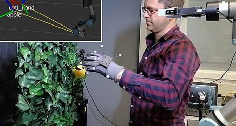Kako naučiti robota da bere voće?
