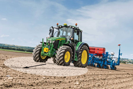 John Deere traktori nove serije 6M, za novu snagu u poljoprivredi