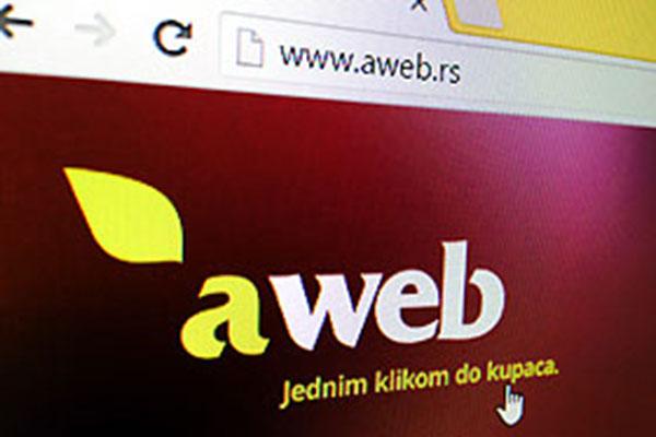 Uz pomoć aWEB-a do kupca