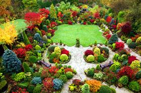 Jesenji radovi u vrtu