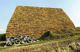 U Pačiru – Keopsova piramida od slame