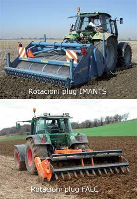 Rotacioni plug - spejs šatl u (osnovnoj) obradi zemljišta