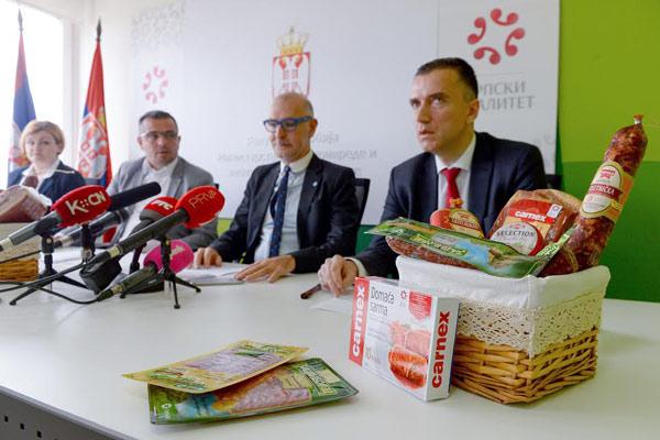 """""""Srpski kvalitet"""" za prvih osam prehrambenih proizvoda"""