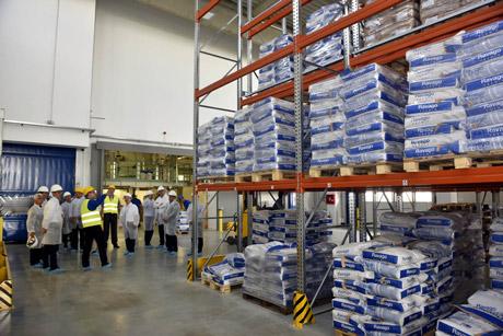Ravago otvorio fabriku stočne hrane u Feketiću