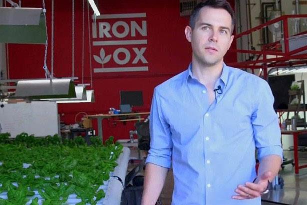 Napustio Google da bi uveo robote u poljoprivredu