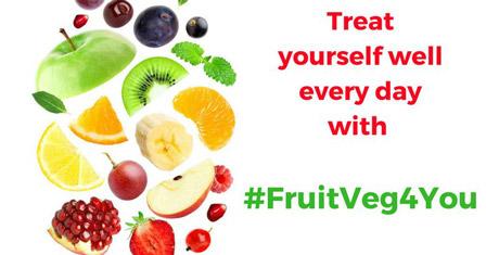 #FruitVeg4you kampanja za zdravije stanovništvo