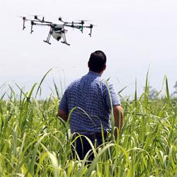 Autonomni dron unapređuje poljoprivredu