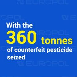 Europol u lovu na trgovce falsifikovanim pesticidima
