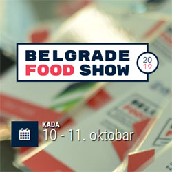 Belgrade Food Show 2019