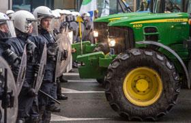 Protest u Briselu, delimično, urodio plodom