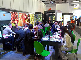 Velika zainteresovanost za naše voće na Fruit Logistici