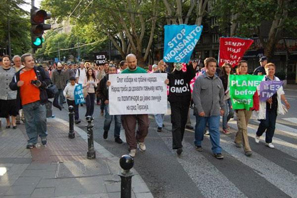 Izmena zakona o GMO – podvala?