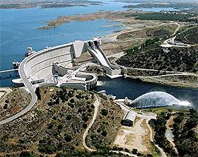 Projekat Alqueva u Portugaliji : skoro 100 000 ha navodnjavanih površina
