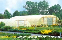 Folije za pokrivanje visokih tunela i plastenika