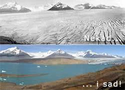 Arktički led se smanjuje četvrtu godinu za redom